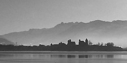 The town of Rapperswil, Switzerland